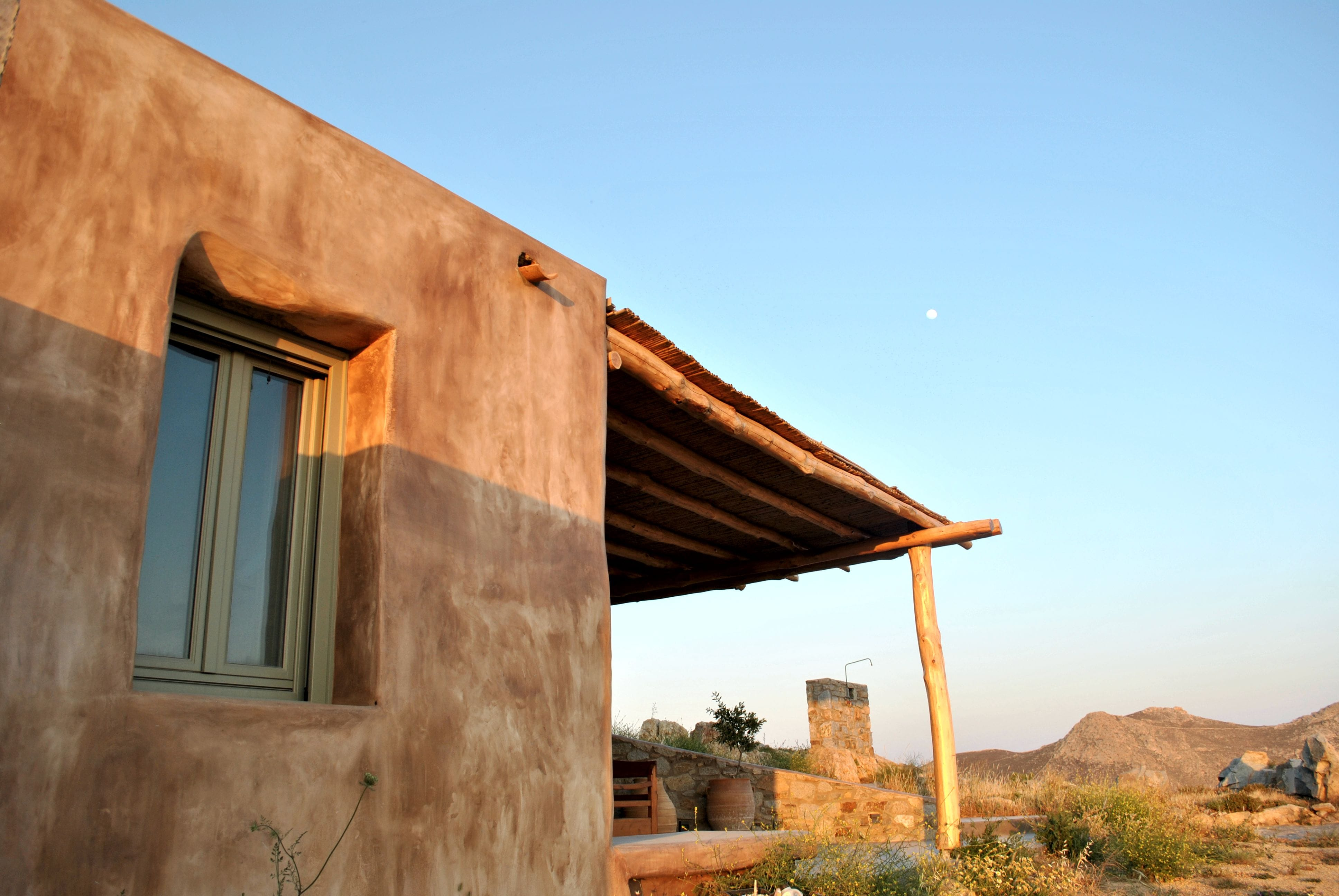 Pénde Serifos Hotels - eco-friendly residences
