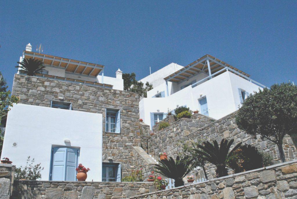 Serifos Island Villas