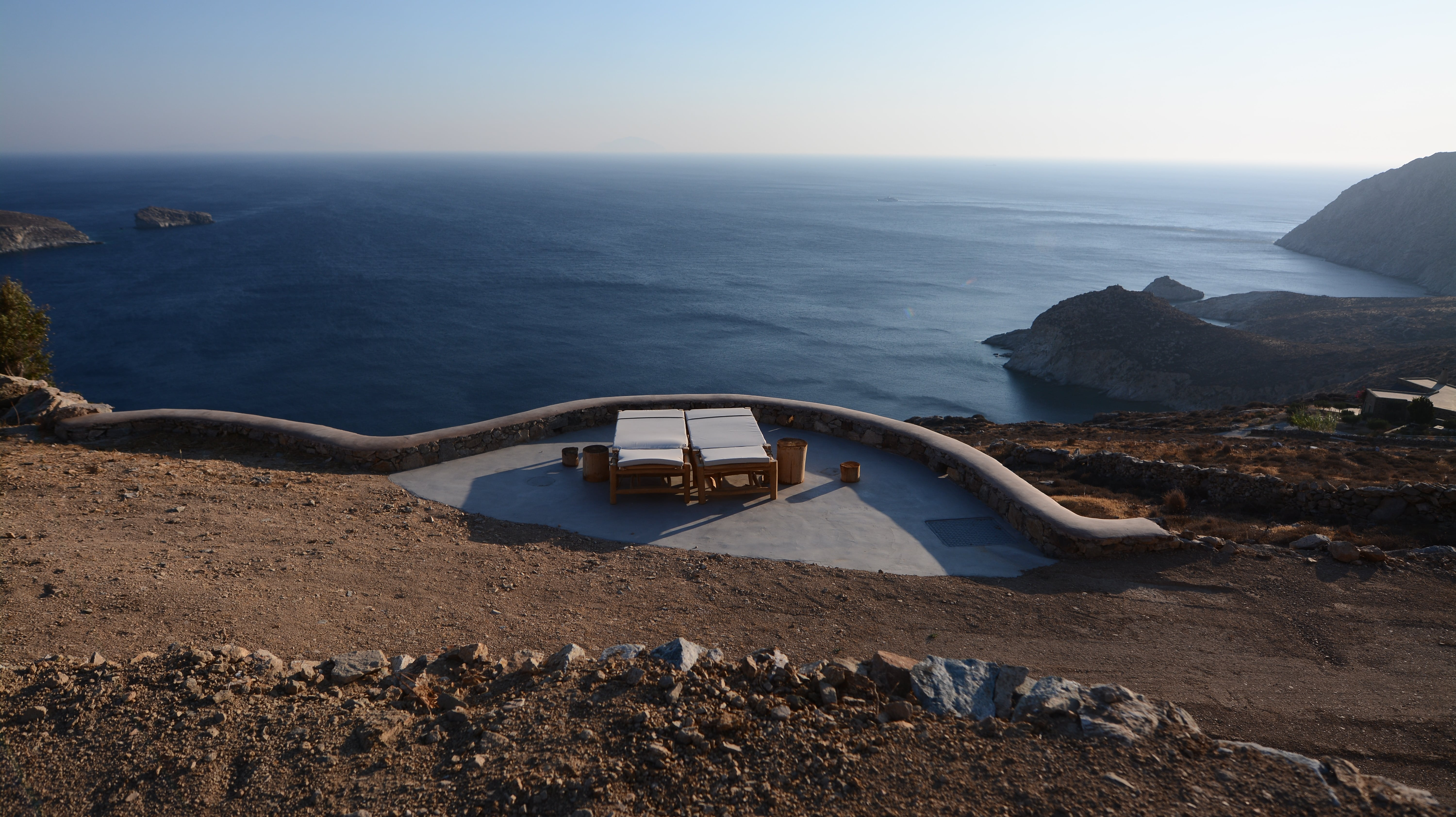 Luxury Serifos residences