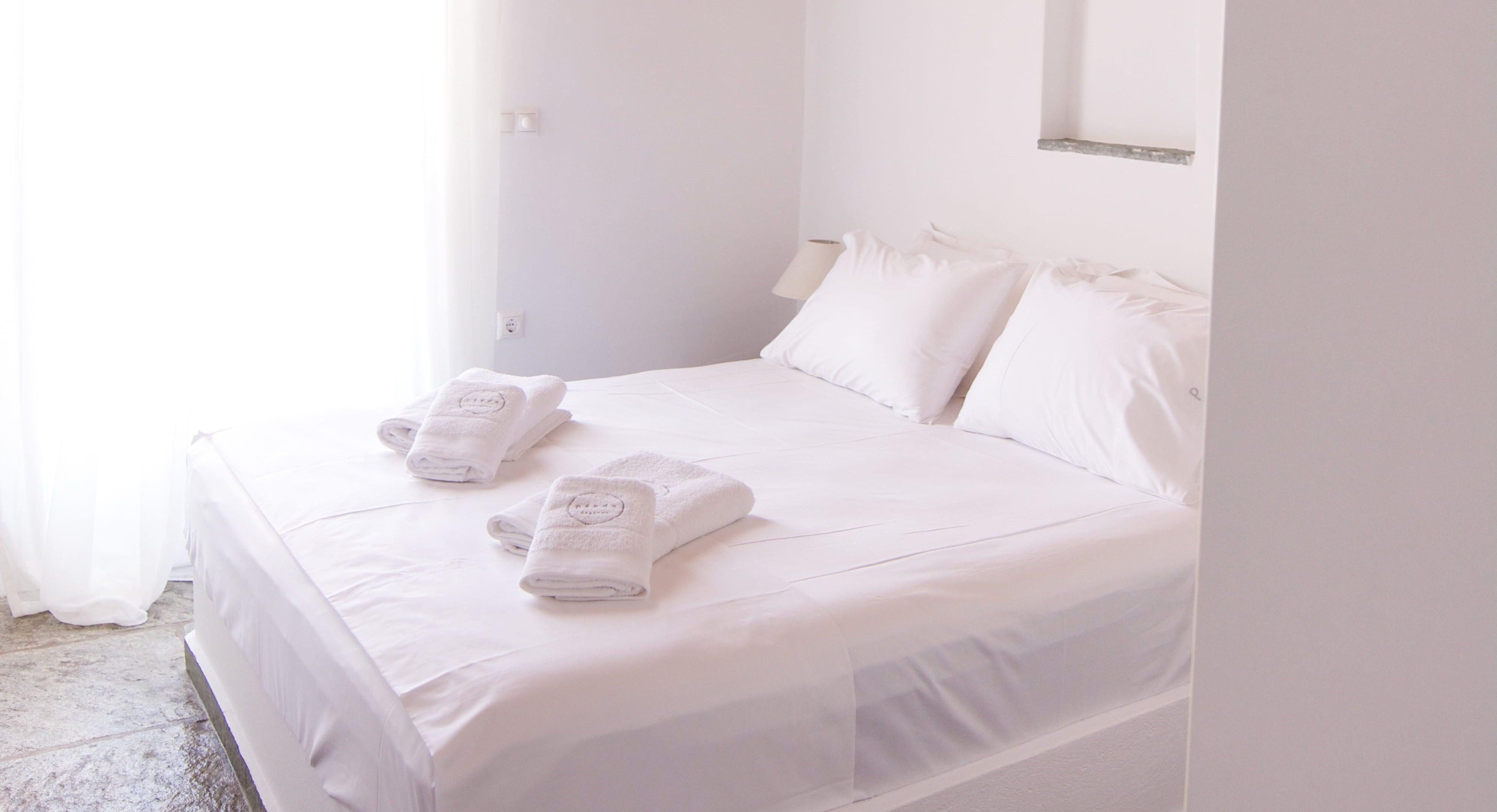 Pénde Villas Verde double bedroom 1