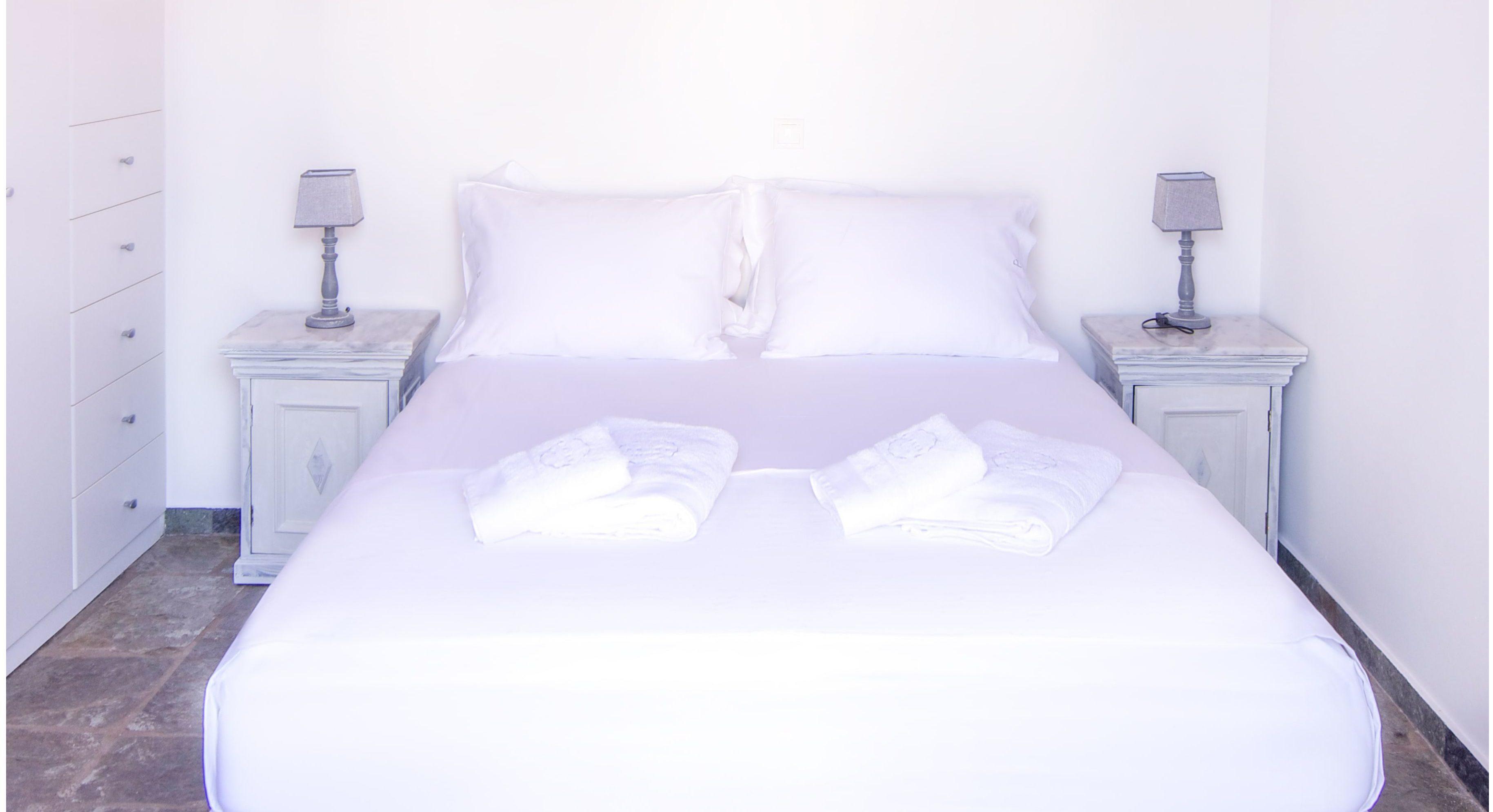 Pénde Villas Verde double bedroom 2