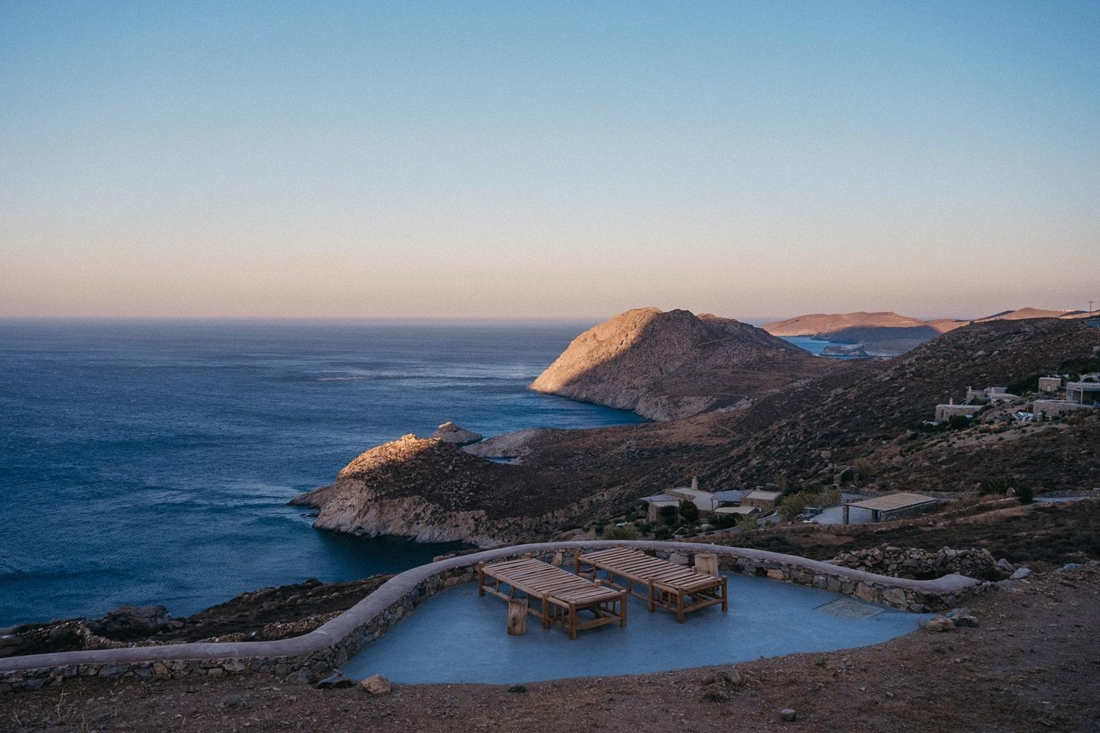 Natura Residences Serifos sea view